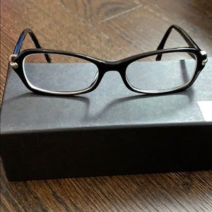 David Yurman Black Prescription eye glasses